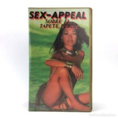 Peliculas: SEX-APPEAL JENNIFER HAUSMAN JOSY LEMOU MARIE-CHRISTINE CHIREIX AGNES ARDANT SANDY. MICHEL RICAUD VHS. Lote 262232085