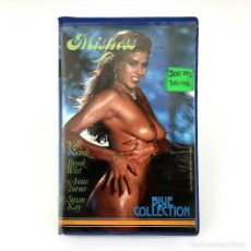 Peliculas: THE MISTRESS KELLY NICHOLS ANNA TURNER LYNX CANON JULIET ANDERSON BROOKE WEST XXX JACK REMY 1983 VHS. Lote 262492325