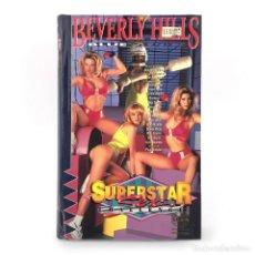 Peliculas: SUPERSTAR SEX CHALLENGE KAITLYN ASHLEY MELANIE MOORE CUMISHA AMADO NIKKI SHANE MAGGIE MAY TAMMI VHS. Lote 262492475