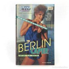 Peliculas: THE BERLIN CAPER TRINITY LOREN AMANDA SHEAR KATHLEEN JENTRY EBONY AYES TAMMY REYNOLDS VTO VIDEO VHS. Lote 262493000