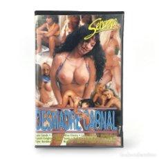 Peliculas: DESMADRE CARNAL LANA SANDS LOVETTE NINA CHERRY LAURA PALMER ASHLEY RENEE NYROBI KNIGHTS SAHARA X VHS. Lote 262493070