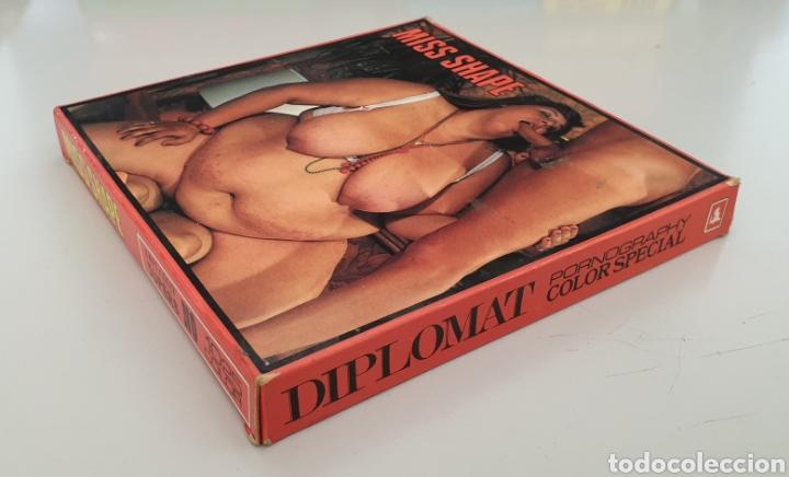 Peliculas: SUPER 8 PORNO ADULTOS: MISS SHAPE COLOR CLIMAX 1980 DINAMARCA - Foto 4 - 263611920
