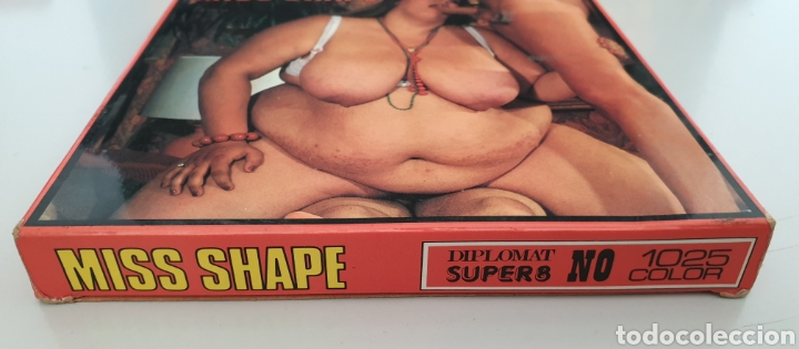 Peliculas: SUPER 8 PORNO ADULTOS: MISS SHAPE COLOR CLIMAX 1980 DINAMARCA - Foto 6 - 263611920
