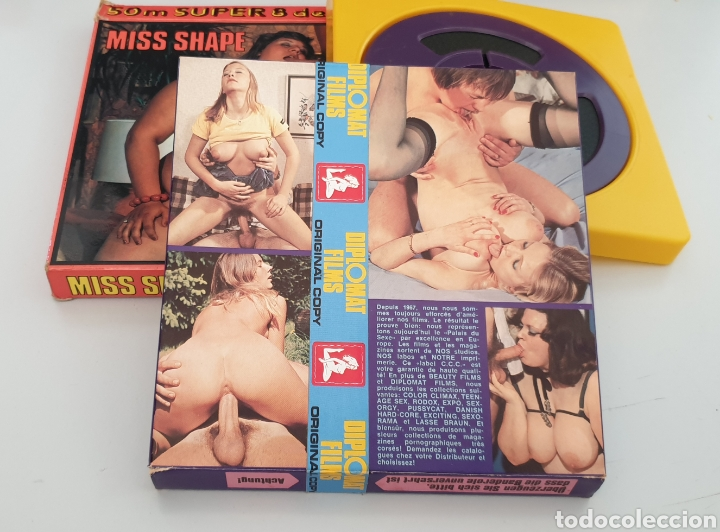 Peliculas: SUPER 8 PORNO ADULTOS: MISS SHAPE COLOR CLIMAX 1980 DINAMARCA - Foto 9 - 263611920