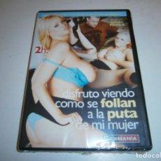 Filmes: PACK 2 CINE ADULTO DVD NUEVO PRECINTADO. Lote 265719409