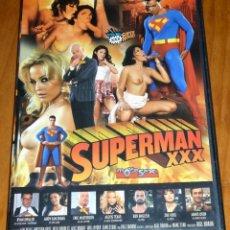 Peliculas: SUPERMAN XXX - PARODY - EROTICA - EQUIS - DVD. Lote 267705599