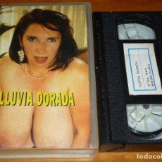 Filmes: LLUVIA DORADA - EROTICA - EQUIS - VHS. Lote 267819004