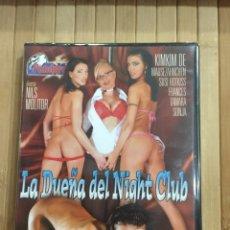 Filmes: LA DUEÑA DEL NIGHT CLUB ( DVD -R) DVD - PRECINTADO -. Lote 268733434