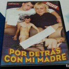Film: DVD EROTICO X SOLO PARA ADULTOS ( INCESTO POR DETRÁS CON MI MADRE ) EDITA MOVIESEX. Lote 269004899