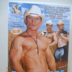 Film: DOMADORES DE POLLAS - CSABA BORBELY - DVD PORNO GAY SOLO ADULTOS. Lote 269240333