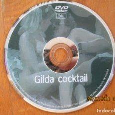 Peliculas: GILDA COCKTAIL - DVD PORNO SOLO ADULTOS. Lote 269471338