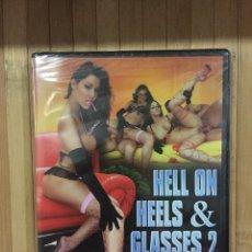Peliculas: HELL ON HEELS & CLASSES 2 DVD - PRECINTADO -. Lote 270147668