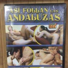 Peliculas: ASÍ FOLLAN LAS ANDALUZAS DVD - PRECINTADO -. Lote 270148053