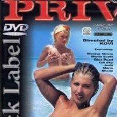 Peliculas: PRIVATE BLACK LABEL 16 SANTO DOMINGO CONNECTION DINA PEARL DVD COMO NUEVO PORN MOVIE. Lote 270204788