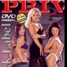 Peliculas: PRIVATE BLACK LABEL 29 PRIVATE CAFE 1 SANDRA RUSSO SOPHIE EVANS DVD COMO NUEVO PORN MOVIE. Lote 270206483