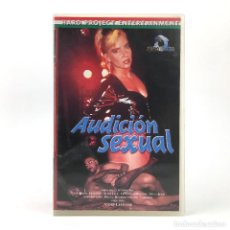 Peliculas: AUDICION SEXUAL LANA WOOD PENELOPE BETTY BOOP MAEVA CORALIE ALAIN L´YLE PORNO XXX ANDRE LUCIENNE VHS. Lote 270410868