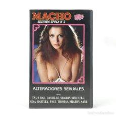 Peliculas: ALTERACIONES SEXUALES DANIELLE TAIJA RAE SHARON MITCHELL NINA HARTLEY PAULA MEADOWS SHARON KANE VHS. Lote 270411043