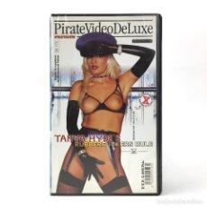Peliculas: TANYA HYDE RUBBERFUCKERS RULE CHRISTAL MONIQUE COVET LAUREN KISS MONICA MOORE PIRATE XXX PRIVATE VHS. Lote 270521908