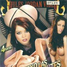 Peliculas: EL SEXO LAS VOLVIO DE INOCENTES A VICIOSAS. BELLA BLUE JESSI PALMER COURTNEY KANE TASHA MONROE X DVD. Lote 270537093