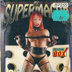 Peliculas: EL SUPERMACHO TANJA DARIA JESSICA KATJA KASSIN ARIA LAURA LION DAPHNE ROSEN DARIA GLOWER ARIA X DVD. Lote 270537738