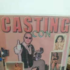 Peliculas: CASTING CON FRANCIS FORD COPPULA - VHS - ANTON FRAMES - IRIS , CAMILA - CANAL X. Lote 270577518