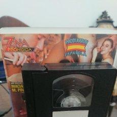 Peliculas: DOS MANOS PARA FREGAR Y UN CULO PARA GOZAR - VHS - NACHO VIDAL , MARISA FLORES - ZONA PROHIVIDA. Lote 270577948