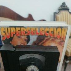 Peliculas: PENETRACIONES CON APARATOS - VHS - SUPERSELECCION. Lote 270578528