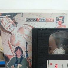 Peliculas: PERVERSIONES LECHE AGUJEROS Y AZUCAR - VHS - JIM POWERS - KELLI DEAN , CAROLINE - INTERNATIONAL. Lote 270579338