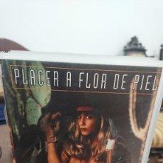 Peliculas: PLACER A FLOR DE PIEL - VHS - ALEX JORDAN , ASH LEE - SERENNA SEX. Lote 270580008