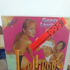 Peliculas: LOLLIPOPS 8 - VHS - MOLI - PAPILLON FILMS. Lote 270586758