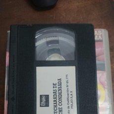 Peliculas: CUCHARADAS DE LECHE CONDENSADA - VHS - LISA MARSHALL , PEBBLES - ELEGANT ANGEL. Lote 270587168