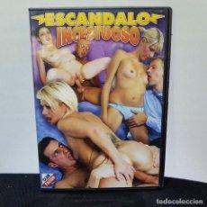 Filmes: DVD PARA ADULTOS. Lote 276258868