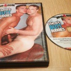 Filmes: BEST BUTT BUDDIES - CINE ADULTO GAY. Lote 276585118
