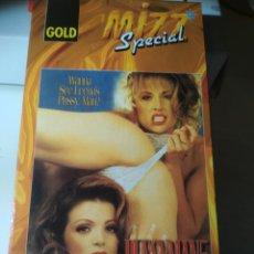 Peliculas: PUSSYMAN 5 VHS. Lote 280125808