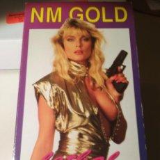 Peliculas: LETHAL PASSION. NINA HARTLEY.+IDO 3.HYAPATIA LEE VHS. Lote 280126103