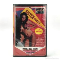 Peliculas: SISTER DEAREST TRACI LORDS GINGER LYNN LOIS AYRES SUSAN HART SAHARA CRYSTAL BREEZE SOLO CARATULA VHS. Lote 280128558