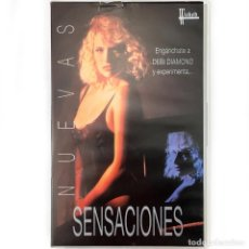 Peliculas: NUEVAS SENSACIONES DEBI DIAMOND STACY NICHOLS SHARON KANE TANYA STORM JULIE SCOTT JEFFREY STEVEN VHS. Lote 287901953
