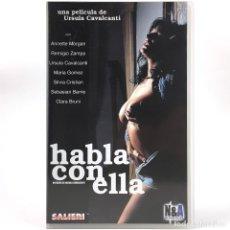 Peliculas: HABLA CON ELLA URSULA CAVALCANTI ANNETTE MORGAN MARIA GOMEZ VERONICA SINCLAIR X IO MARIO SALIERI VHS. Lote 287906373