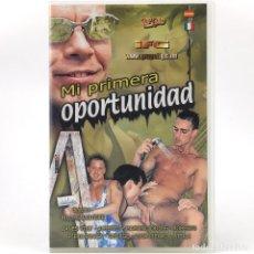 Peliculas: MI PRIMERA OPORTUNIDAD JAMES VOLT MARTINO DOLCE PIERO BOCCA ATTILA ATTILA BILLY SALVATORE GAY X VHS. Lote 287907523