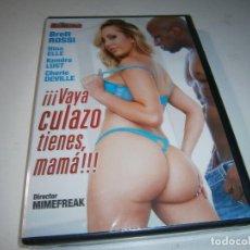 Filmes: PACK 46 CINE ADULTO DVD VAYA CULAZO TIENES MAMA NUEVO PRECINTADO. Lote 289352503