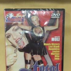 Peliculas: TOTAL FETISH DVD ( -R) - PRECINTADO -. Lote 289899828