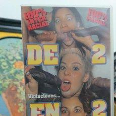 Peliculas: DE DOS EN DOS - VHS - ELEPHANT 2002. Lote 293799088