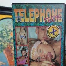 Peliculas: TELEPHONE TEENS - VHS - ORANGE JUICE. Lote 293804848