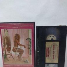 Peliculas: SESION EN EL BURDEL.PELICULA X.VHS. Lote 294068503