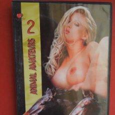 Film: ANIMAL AMATEURS 2 -ZOOFILIA - DVD PORNO SOLO PARA ADULTOS. Lote 295311253