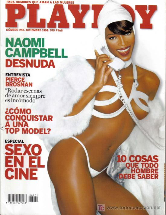 Naomi campbell playboy spread — photo 14