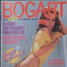Revistas: BOGART Nº 1 - 1979. Lote 4706466