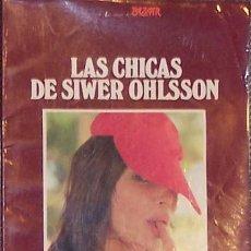 Revistas: REVISTA LO MEJOR BAZAAR (ERÓTICA) Nº 04 - LAS CHICAS DE SIWER OHILSSON (FORMATO LIBRO). Lote 39282892