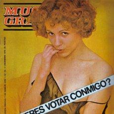 Revistas: REVISTA MUCHAS GRACIAS - Nº 34 - AÑO 1976 . Lote 27180249
