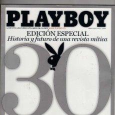Revistas: REVISTA PLAYBOY Nº 63 EDICIÓN ESPECIAL 30 ANIVERSARIO 1978-2008.184 PÁGINAS.. Lote 28471058